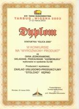 Iglica 2003