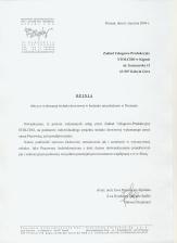 Pracownia Architektoniczna Ewy i Stanisława Sipińskich Sp. z o.o.