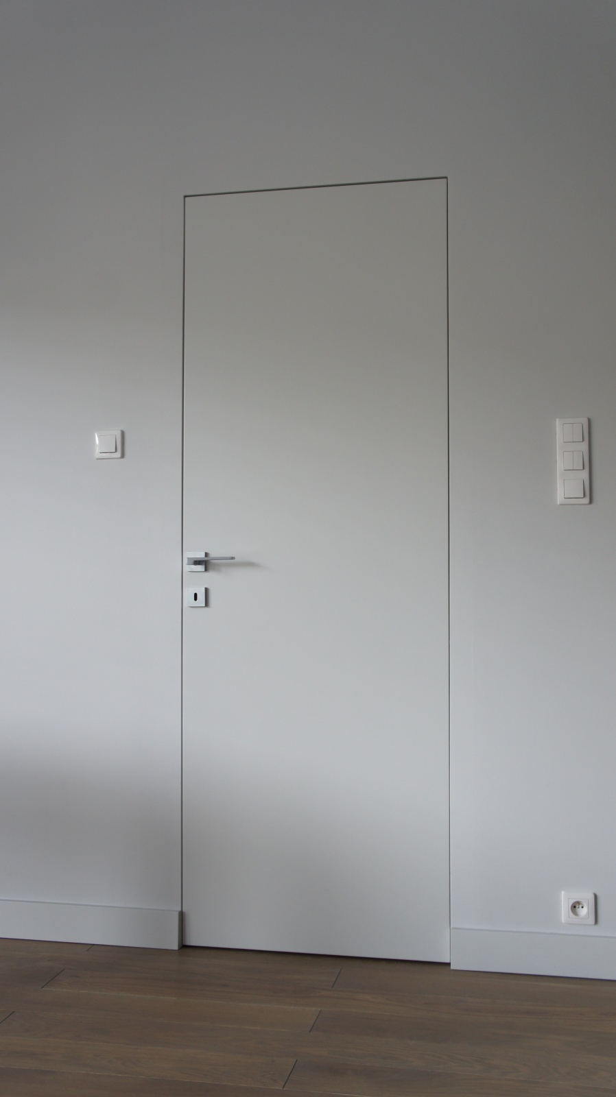 Novelty Doors With Concealed Door Frame Stolcho